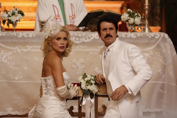 Ernesto e Sandra ficarão surpresos com Pancrácio