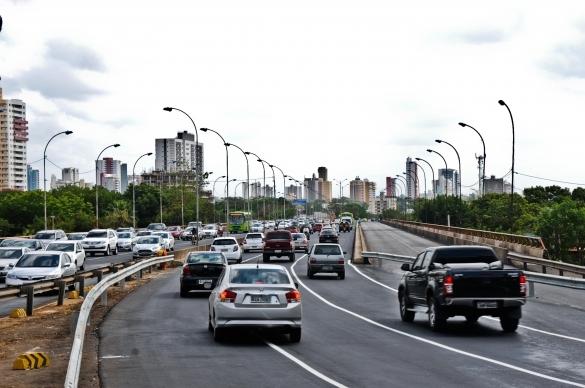 Ponte Juscelino Kubitschek Teresina (Crédito: Marcelo Cardoso)