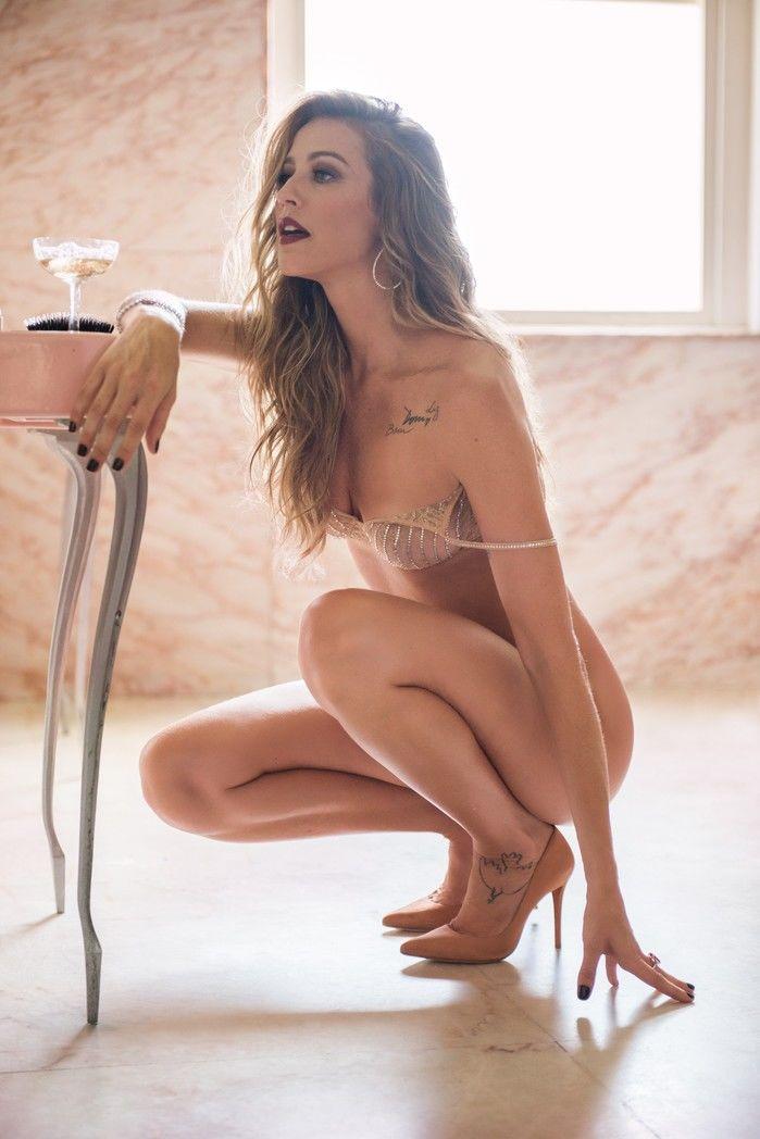 Luana Piovani na Playboy (Crédito: Divulgação)