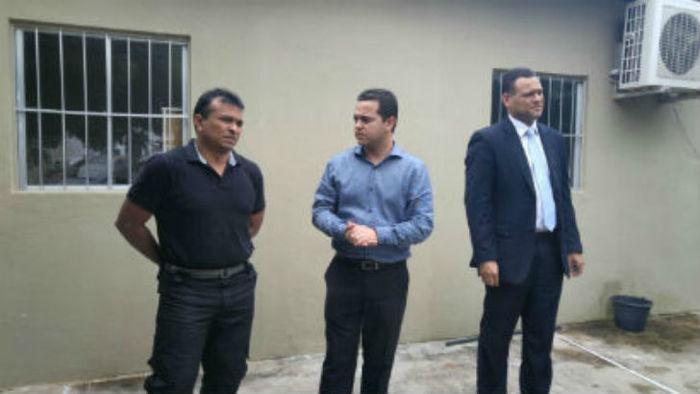 Secretario Fábio Abreu realizou visita técnica na Greco