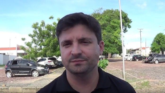 Delegado Menandro Pedro (Crédito: Reprodução)