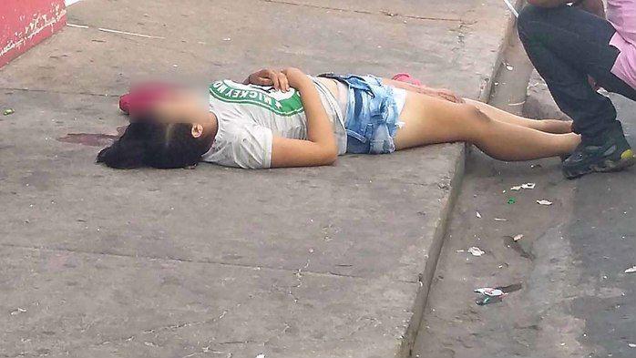 Patrícia Pereira da Costa e Silva foi morta no Centro de Teresina