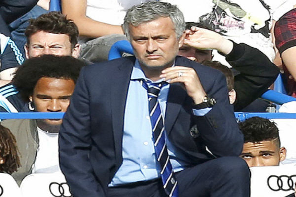 José Mourinho (Crédito: AFP)