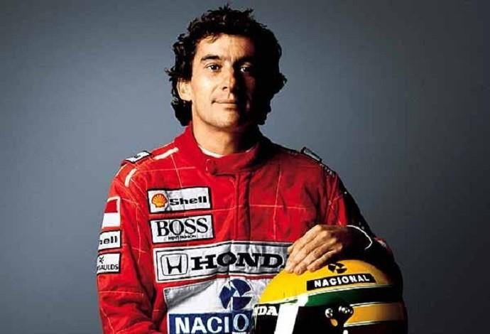 Ayrton Senna (Crédito: Reprodução)