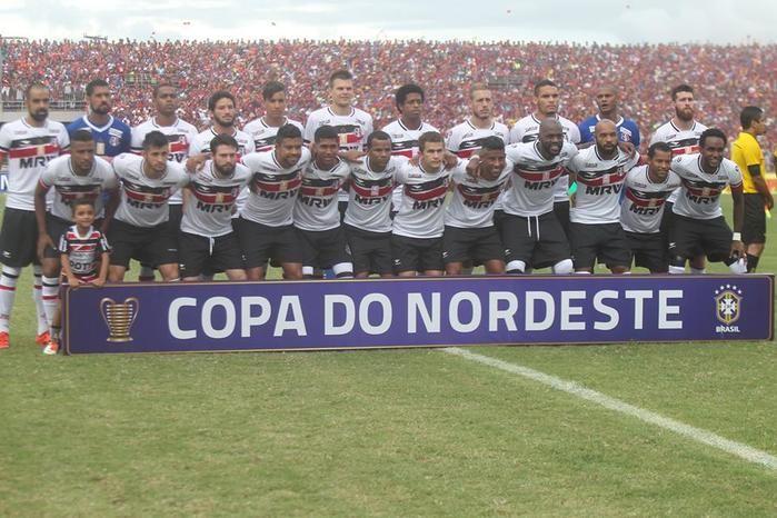 Santa Cruz campeão da Copa do Nordes 2016