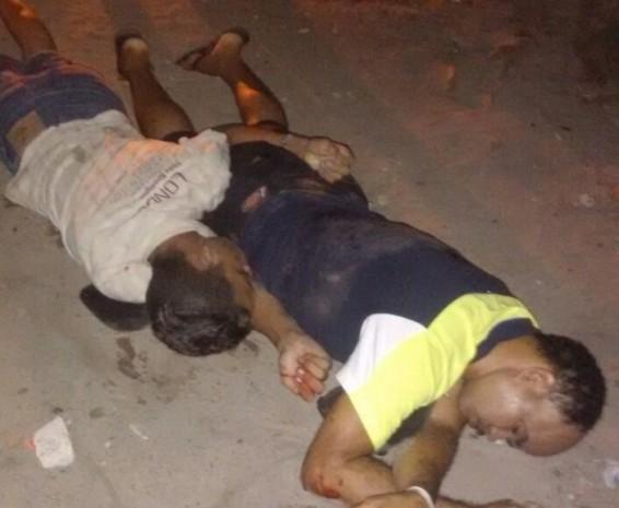 Integrantes de banda são assassinados em João Pessoa (Crédito: Reprodução)