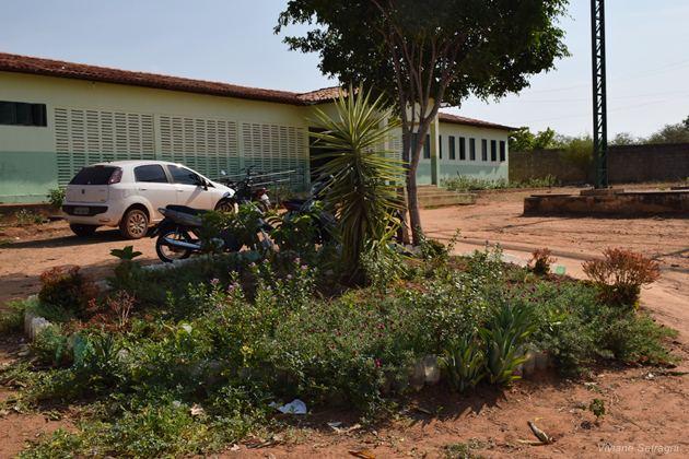 Escola Municipal Orley Cavalcanti (Crédito: Reprodução)