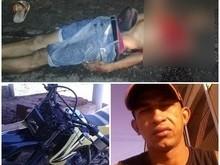 JOVEM  morre ao chocar sua motocicleta em uma vaca no Piauí