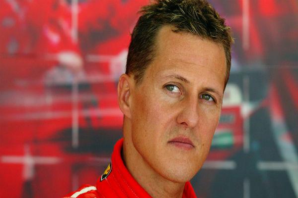 Schumacher (Crédito: Repodução)