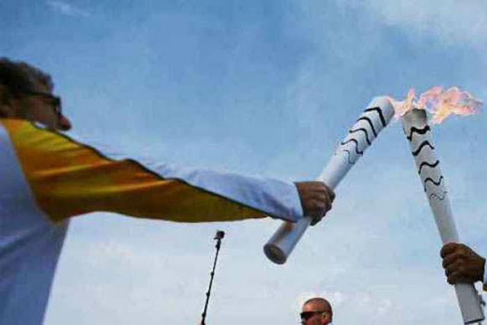 Chama Olímpica chegará em 30 dias na capital piauiense