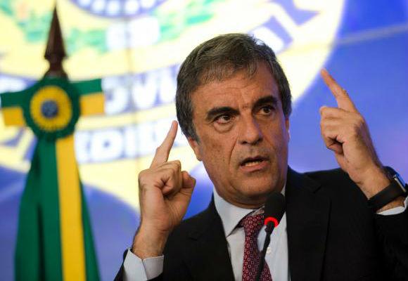 José Eduardo Cardozo (Crédito: Reprodução)