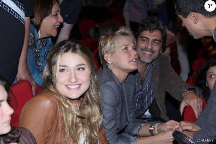 Sasha, Xuxa e