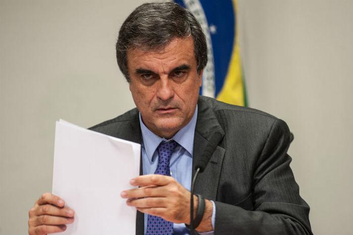 José Eduardo Cardoso, titular da Advocacia-Geral da União