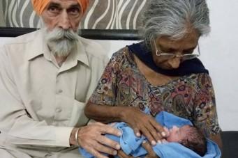 Indiana comemora a maternidade aos 70 anos