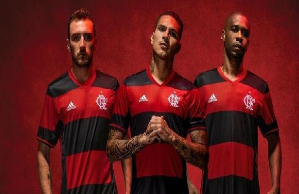 Nova camisa do Flamengo (Crédito: Reprodução)