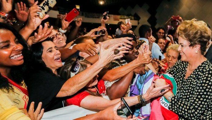 Dilma na 4ª Conferência Nacional de Políticas para Mulheres