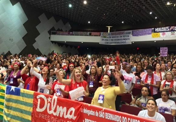 Conferência Nacional de Políticas para Mulheres