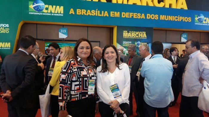 XIX Marcha a Brasília em Defesa dos Municípios