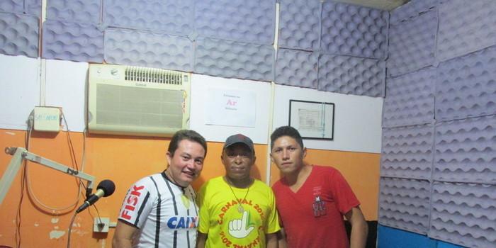 Rádio Comunitaria Promove Eventos com bandas locais
