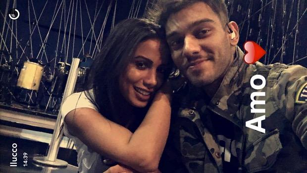 Anitta e Lucas Lucco (Crédito: Reprodução)