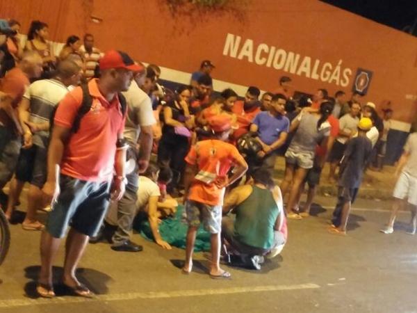 Antônio da Silva Gomes morreu ainda no local (Crédito: Divulgação)