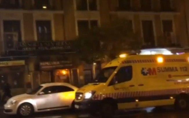Polícia espanhola investiga crime