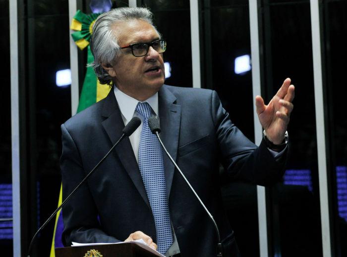 Senado Ronaldo Caiado (DEM-GO)