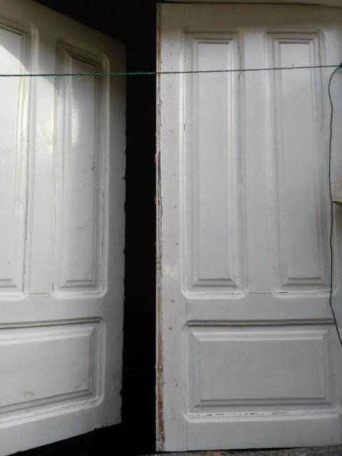 Casa arrombada (Crédito: Reprodução)