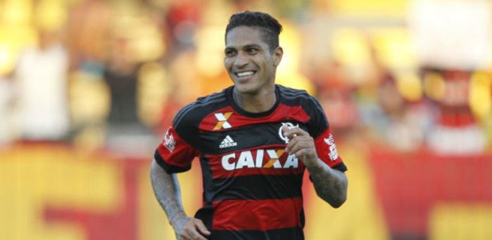 Paolo Guerreiro (Crédito: Flamengo)