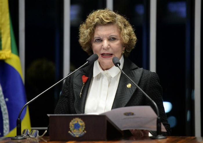 Senadora Lúcia Vania(PSB-GO)
