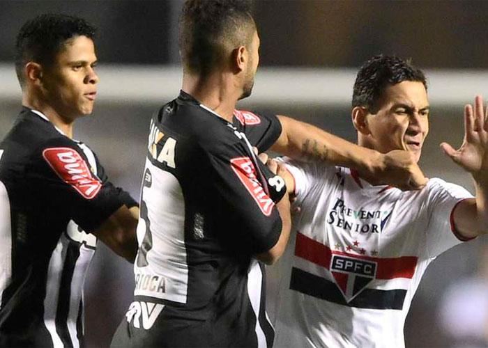 São Paulo bate Atlético-MG no Morumbi (Crédito: Gazeta Press)