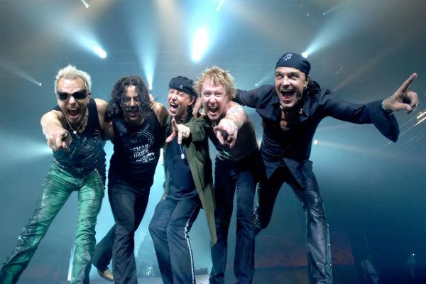 Scorpions  (Crédito: Reprodução)
