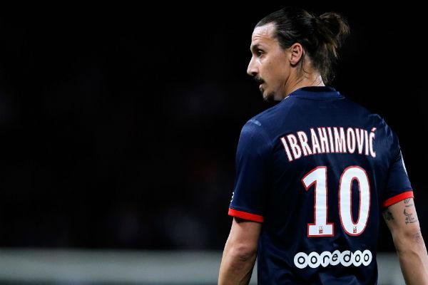 Ibrahimovic (Crédito: Reprodução)