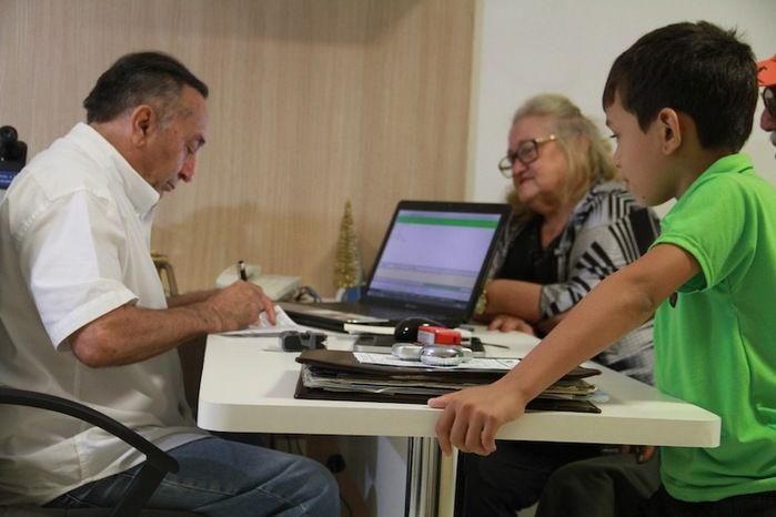 HORB: hospital é referência em oftalmologia no Piauí (Crédito: Portal Meio Norte)