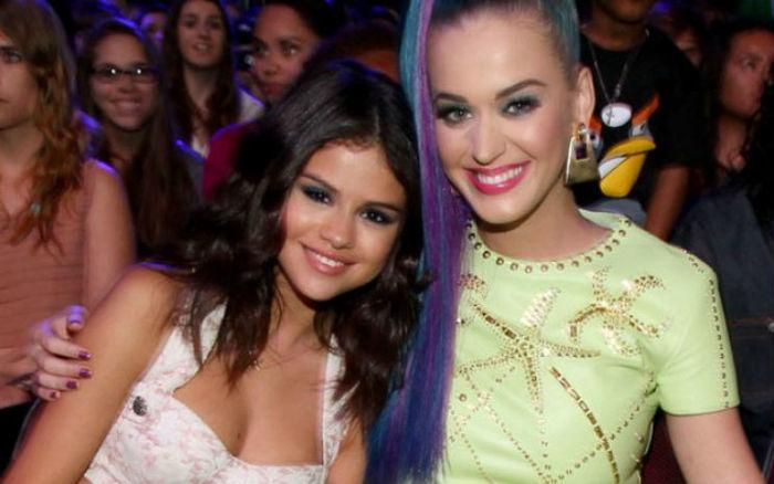 Selena Gomez e Katy Perry