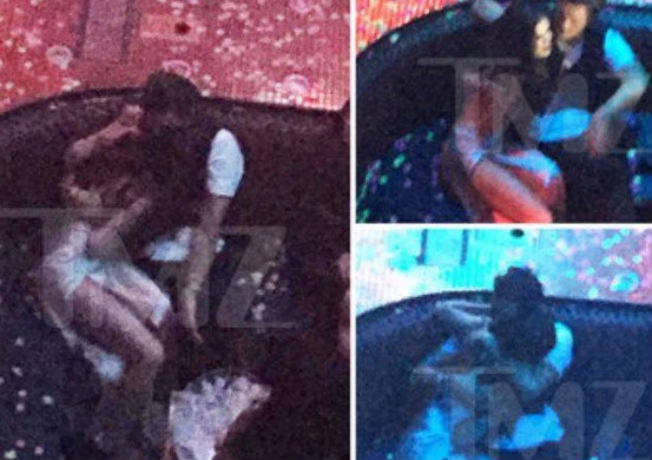 Selena Gomez teria sido flagrada beijando Orlando Bloom