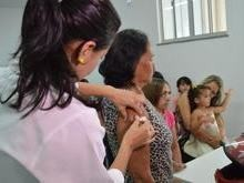 PMT muda estratégia para alcançar meta de vacinação da influenza