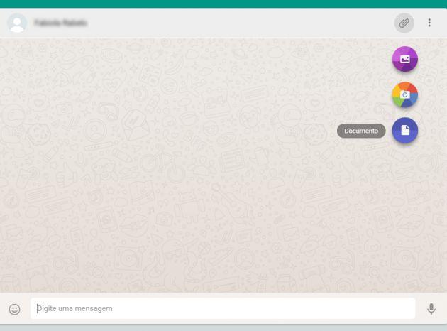 Versão web do WhatsApp permite enviar arquivos em PDF