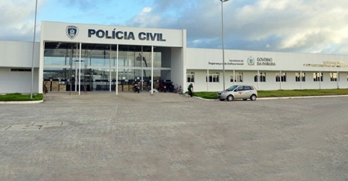 Central da Polícia de João Pessoa (Crédito: Reprodução)