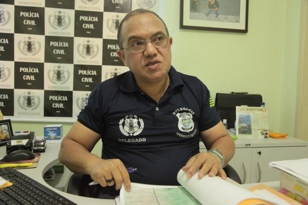 Delegado titular da Delegacia de Homicídios em Teresina, Francisco Costa