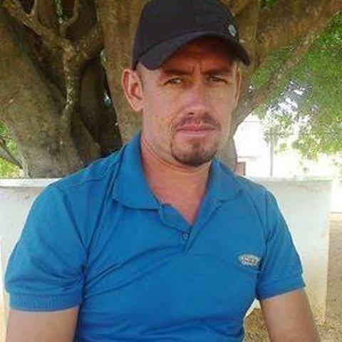 Raimundo José Pereira, uma das vítimas