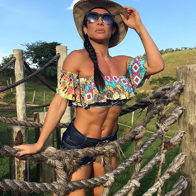 Scheila Carvalho (Crédito: Reprodução/ Instagram)