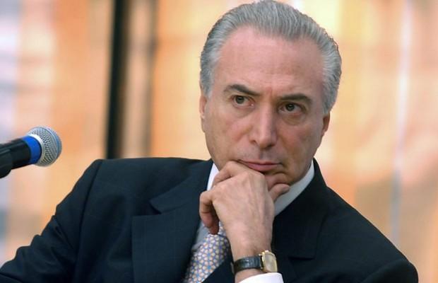 Michel Temer  (Crédito: Divulgação)