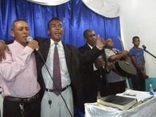 1 ano de existência da Igreja Evangélica Nova Aliança