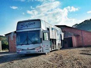 Grupo Safira foi contratado para fazer show em uma feira (Crédito: Divulgação)
