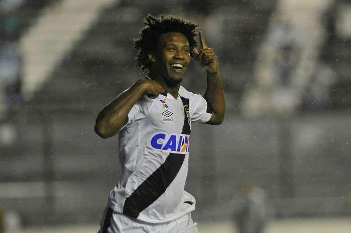 Rafael foi o autor do gol do Vasco no empate (Crédito: Lance)