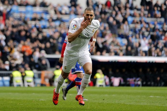 Por problemas extra campo, Benzema não foi convocado (Crédito: Reuters)
