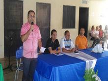 Servidores participam de reunião com prefeito