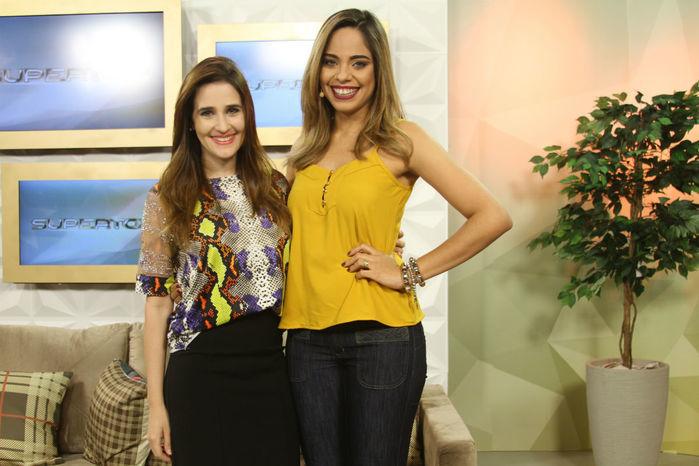 Laysa Feitosa e Raquel Dias