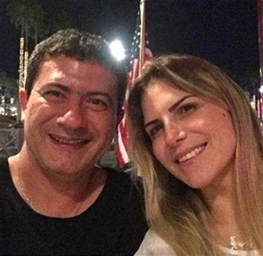 Tom Veija e Alessandra estão juntos há 12 anos